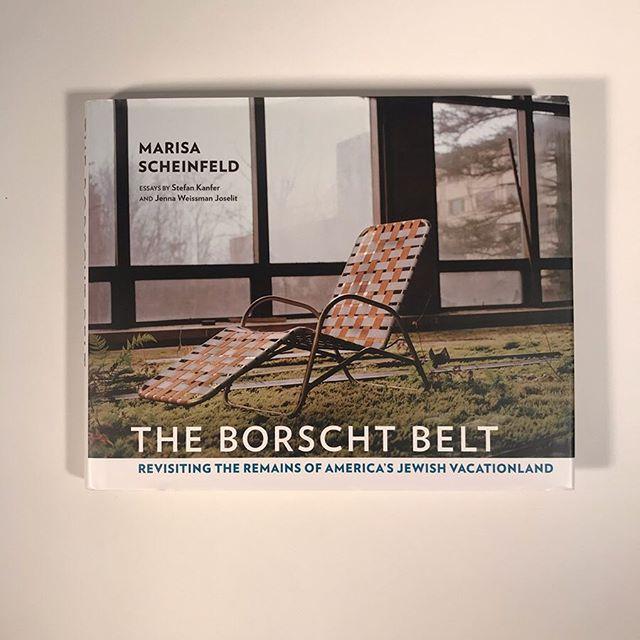 Thank you, Marisa Scheinfeld for your donation of The Borscht Belt!