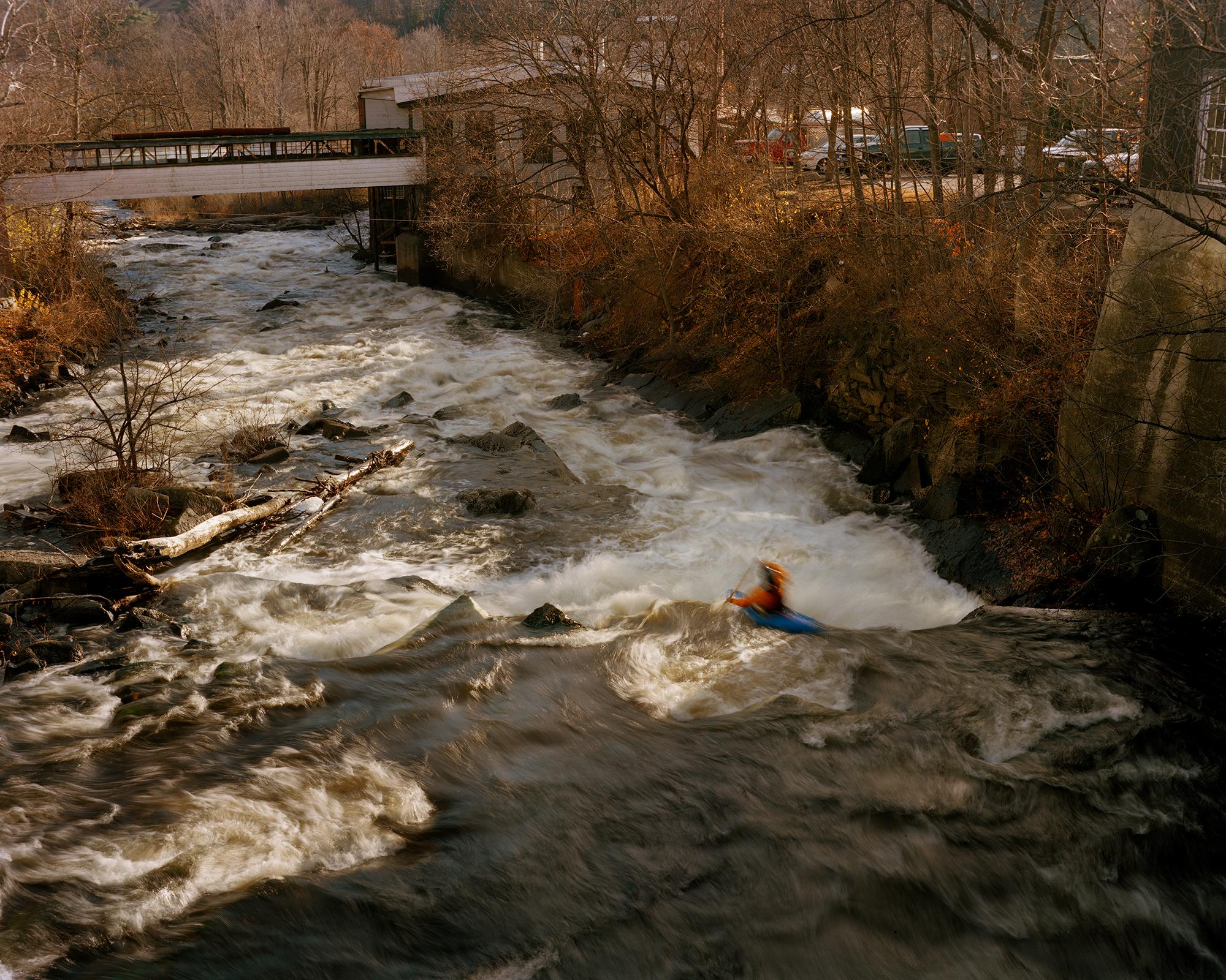 Kyle, White River, Vermont, 2011