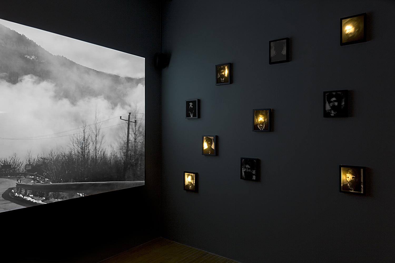 Mixed Media Installation, 2018