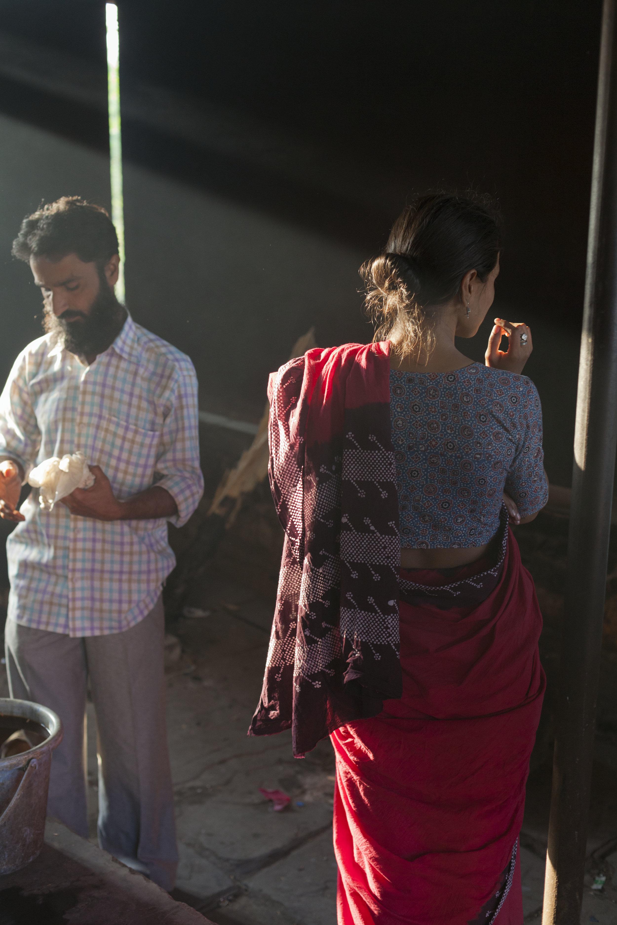 Ismail, India, 2016