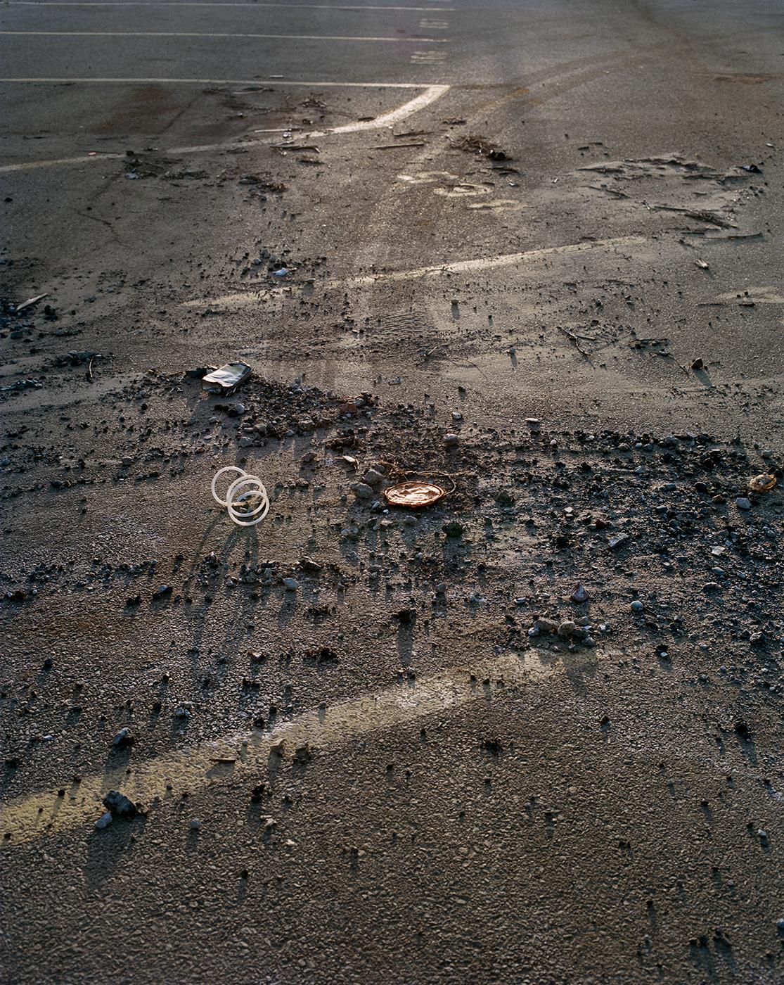 Ground Debris, 2017