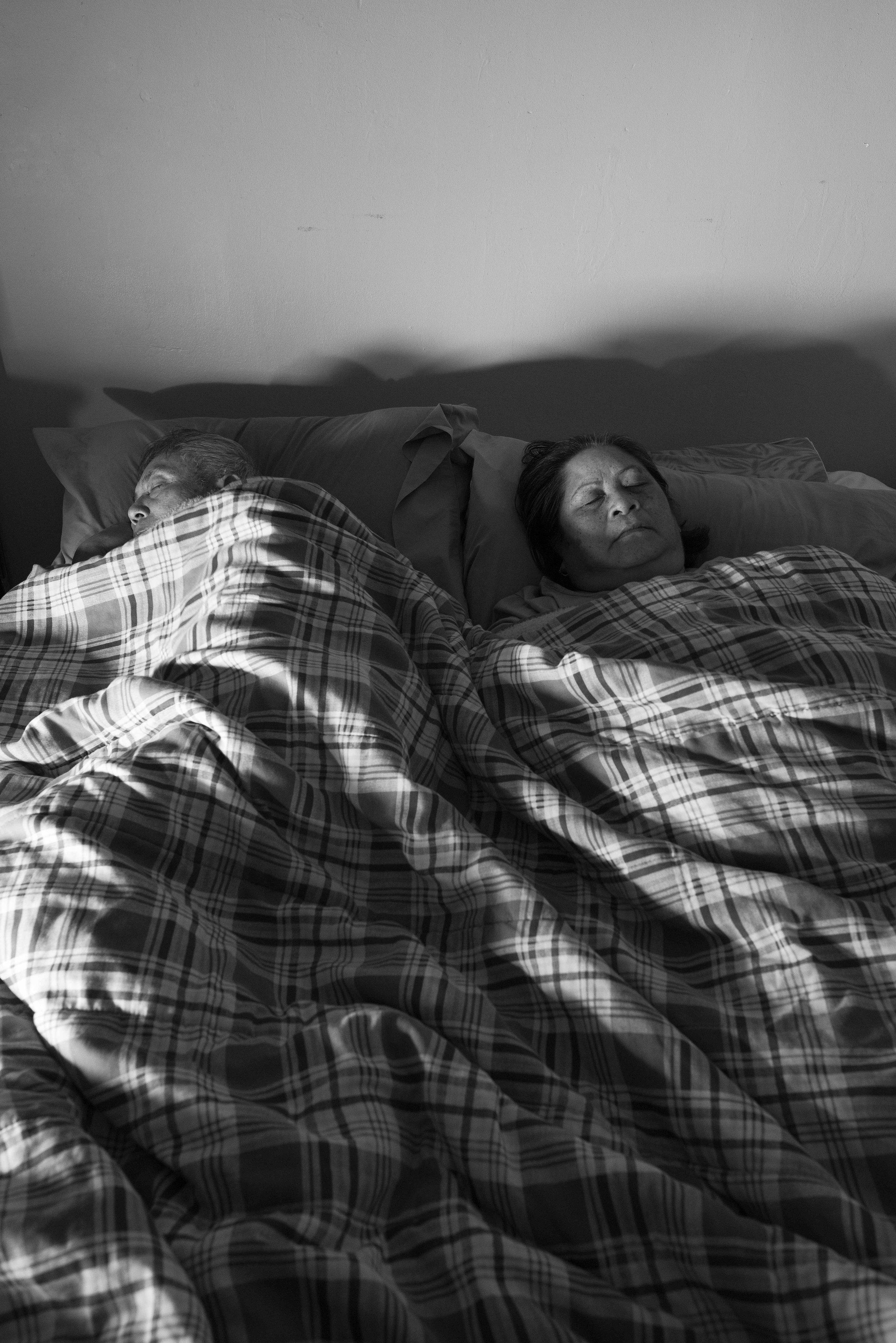 Sleeping Under the Horizon, 2018