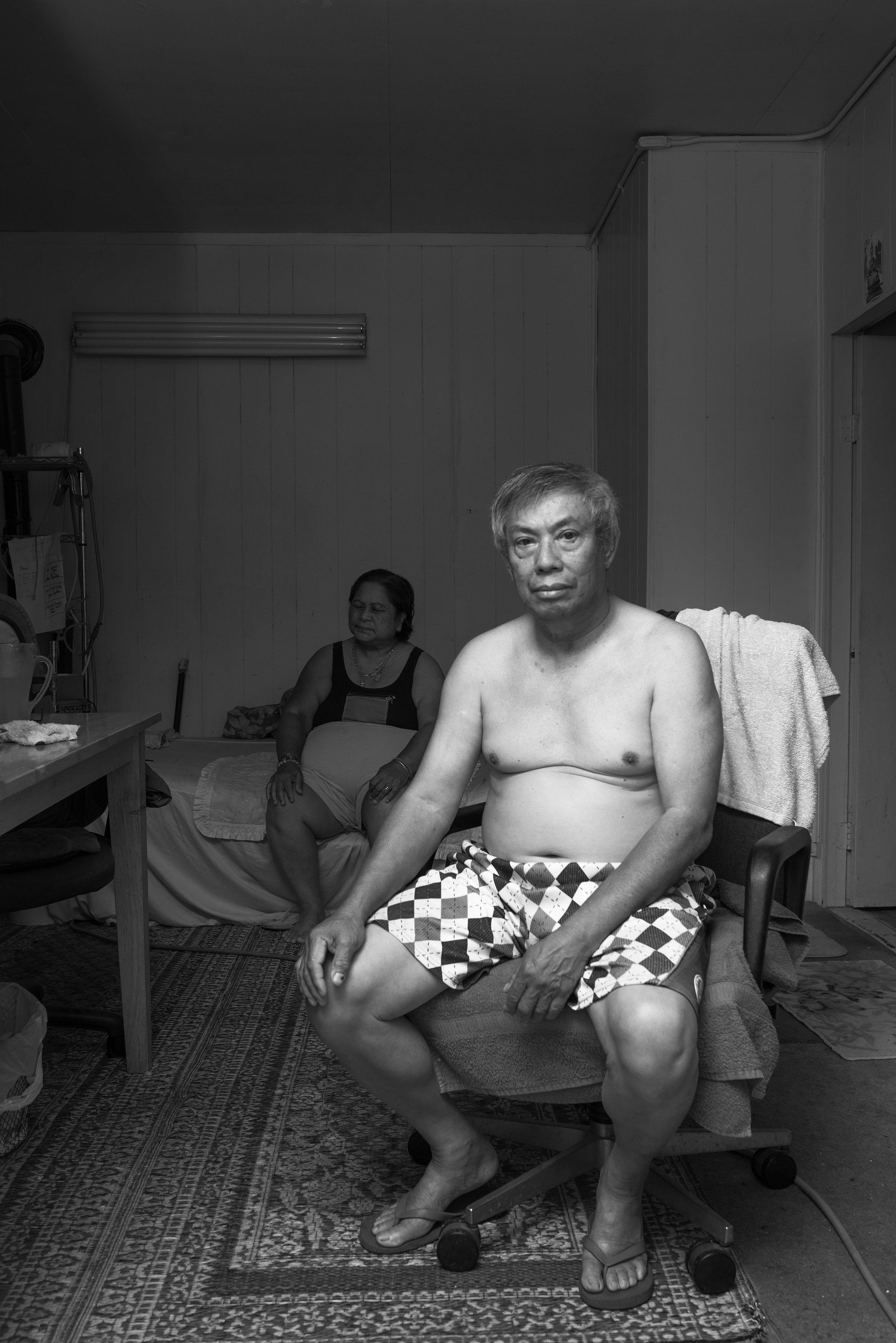 Checkered-Shorts, 2018
