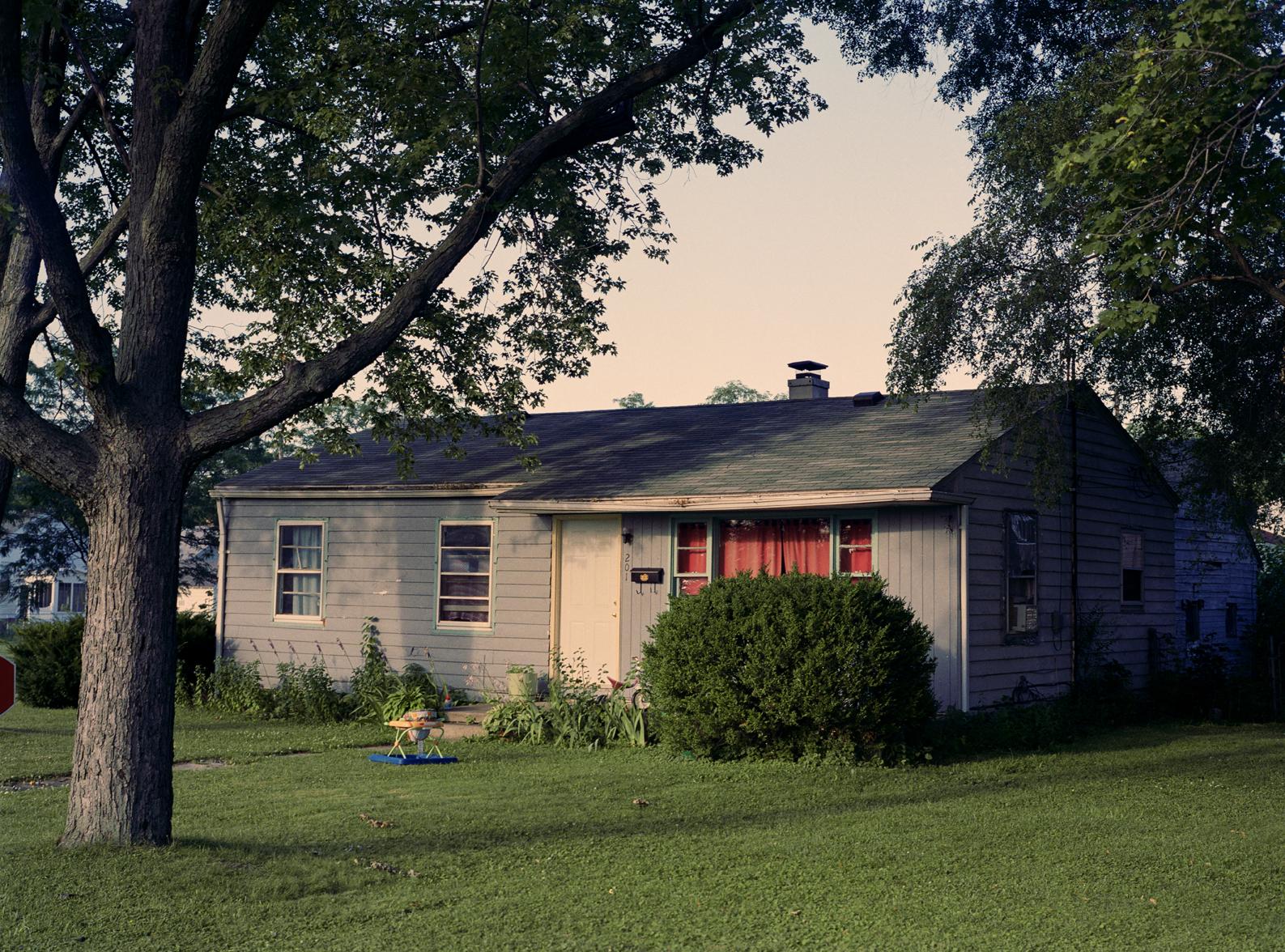 House at Dusk, 2010