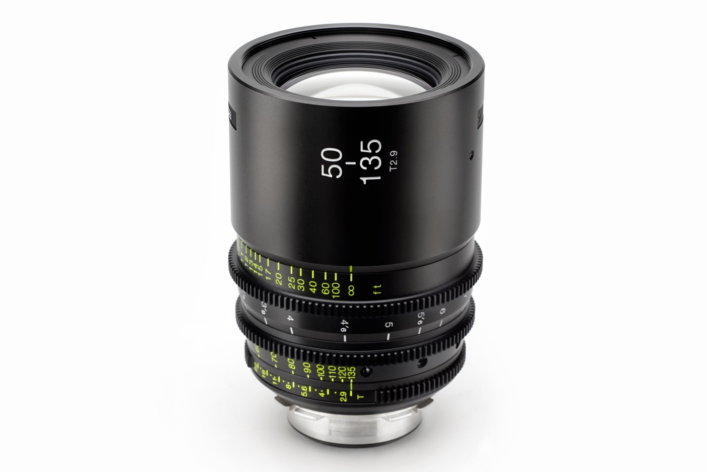50-135mm - Variable. Versatile.