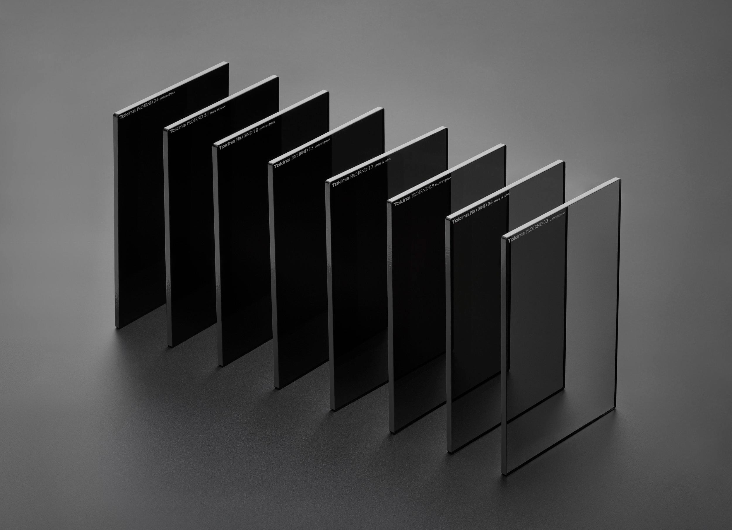 PRO IRND - Precision Hyper Neutral IRND Filters