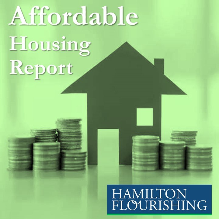 Hamilton Flourishing Report on Affordable Housing in Chattanooga - March 2019