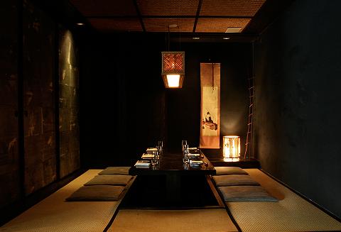 tatami II | seats up to 8 ($100 rental charge)