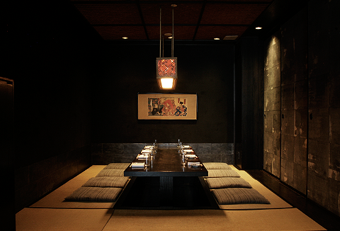 tatami I | seats up to 10 ($100 rental charge)