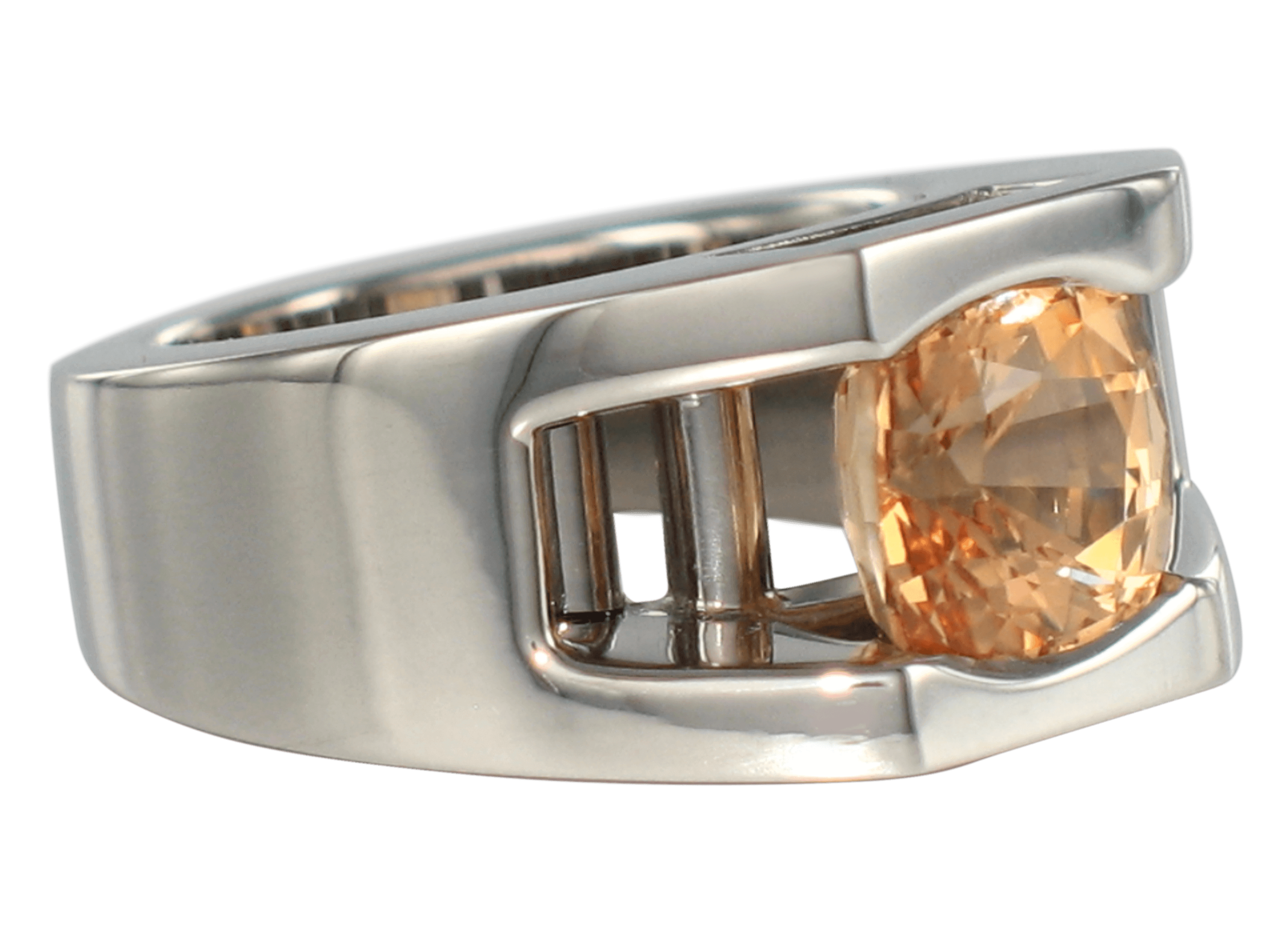 Bague Béa or blanc saphir champagne 2,74 carats 2.png