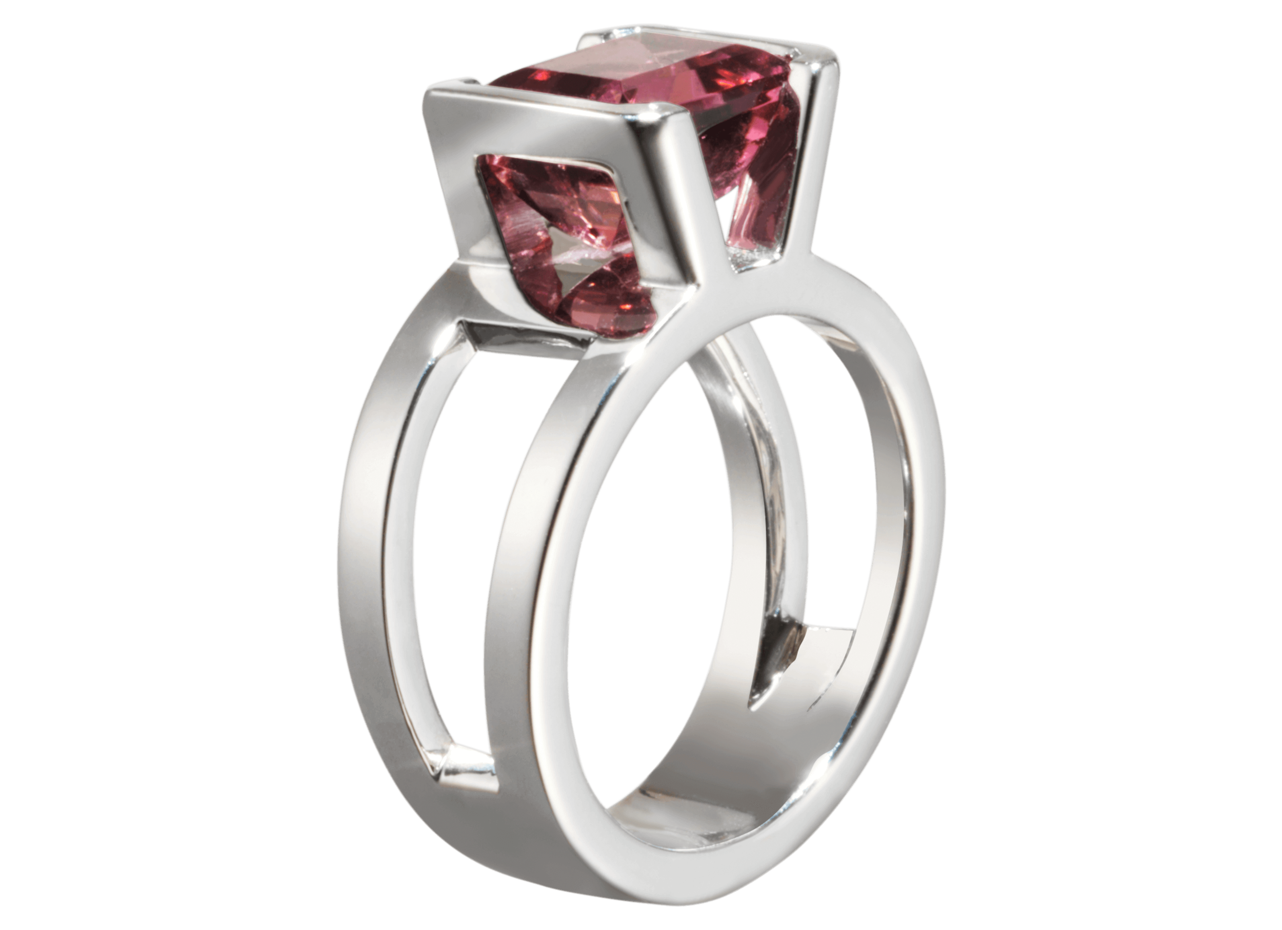 Bague Floria or blanc tourmaline rose RPC 3,11 carats.png