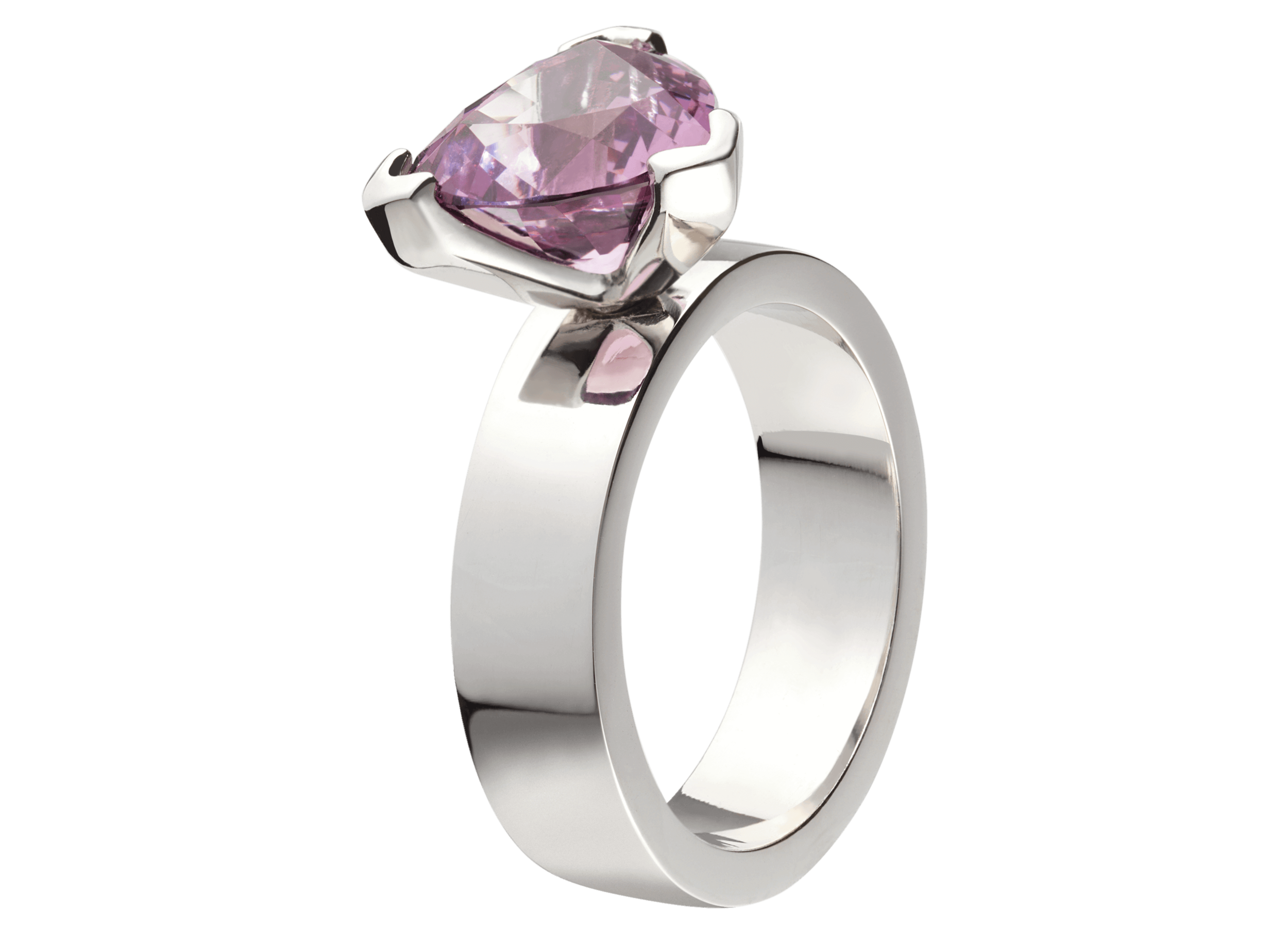 Bague Kanada or blanc et trion Spinelle 4,09 carats.png