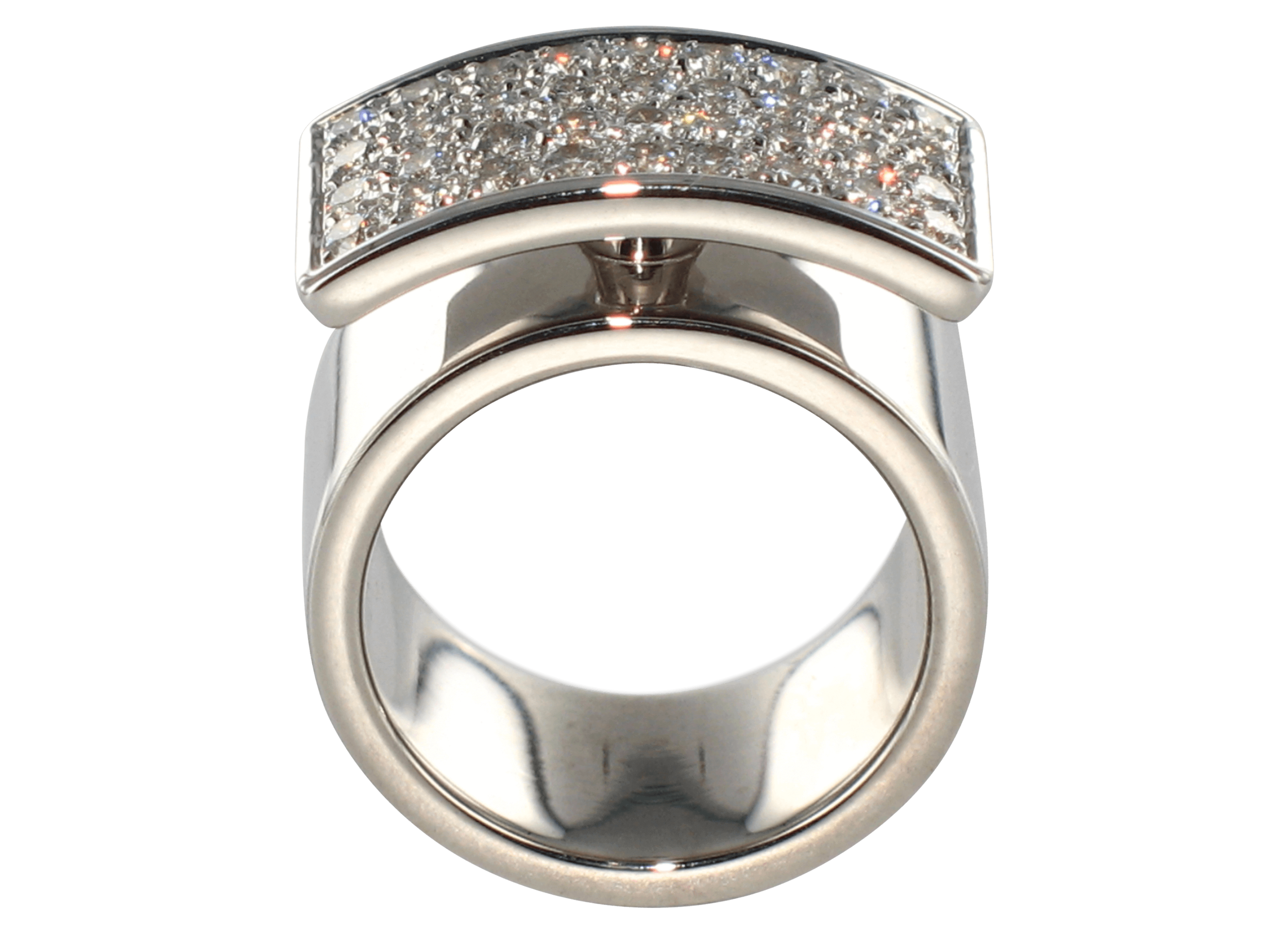 Bague Venise or blanc pavage large diamants 2.png