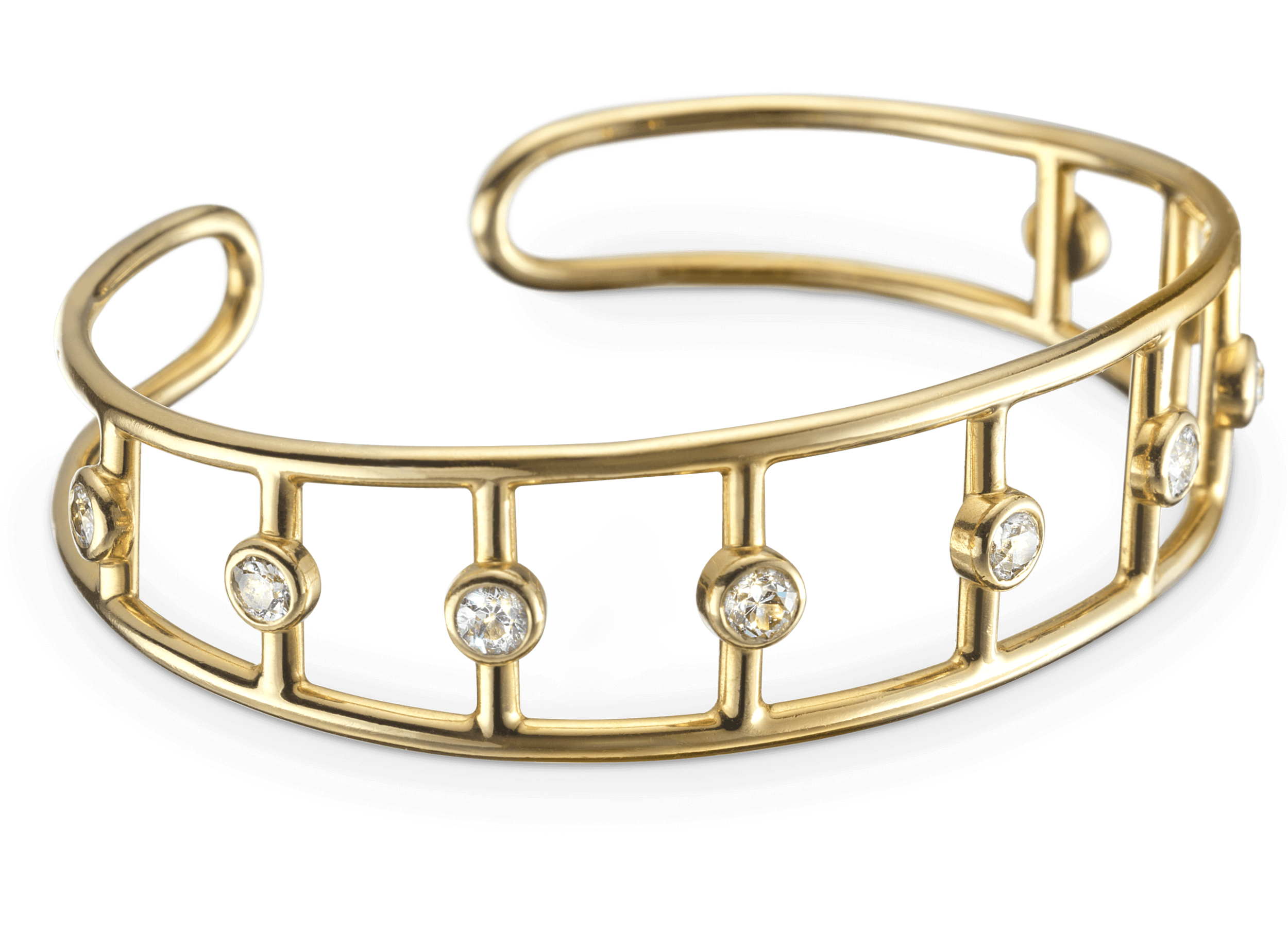 Bracelet Navona or jaune et diamants.png