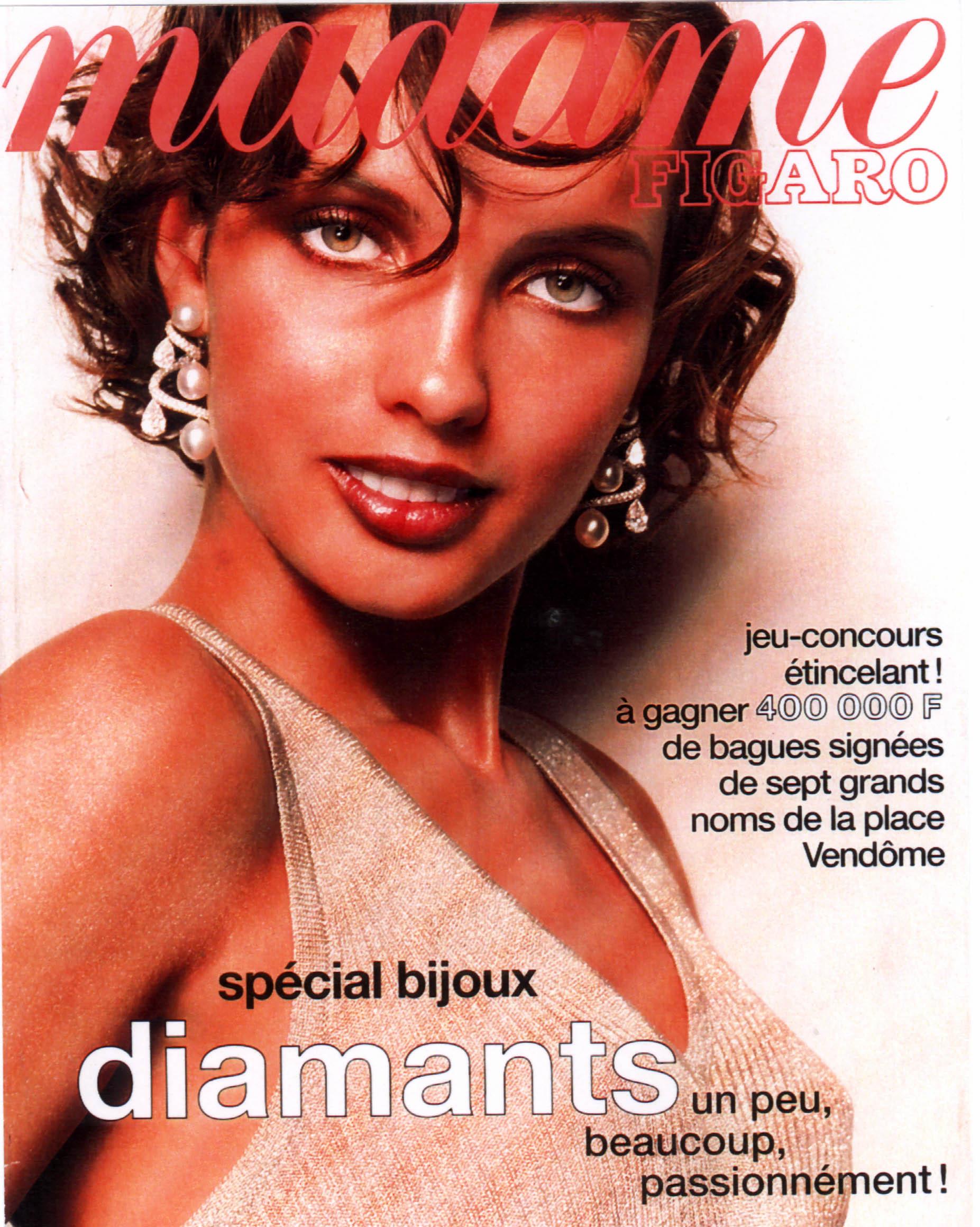 1998 Figaro Madame Sam 12 dec 1998 couve.jpg