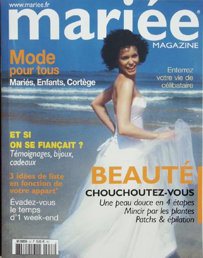 2002 Mariée Magazine - Juin Août 2004 - Couve - réduit.jpg