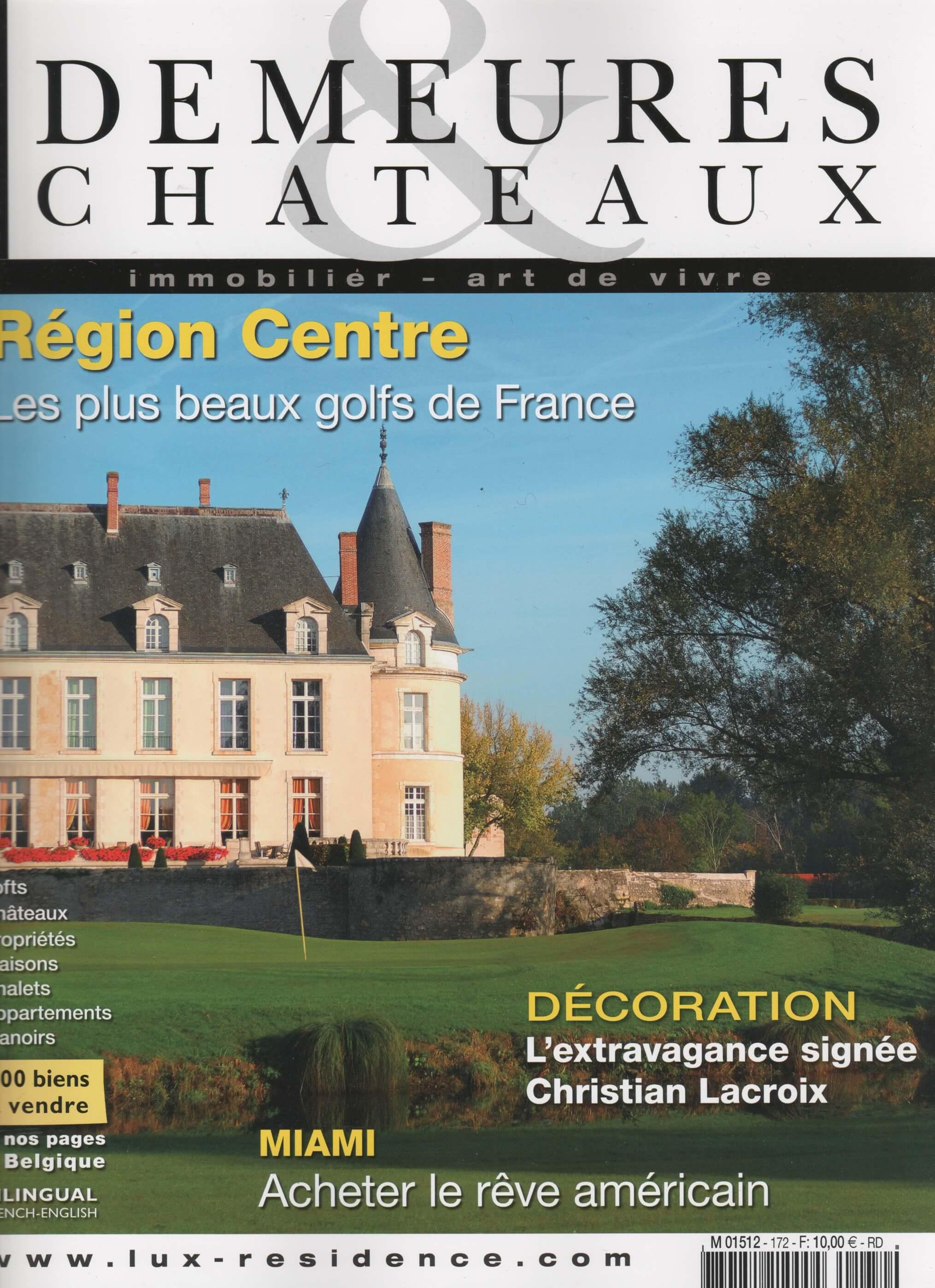 2007 Demeure & Chateaux - Novembre 2007 - Couve.jpg