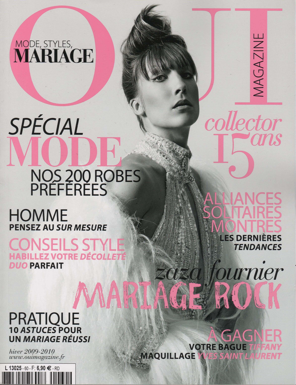 2009 Oui Magazine Décembre 2009 Couve.jpg