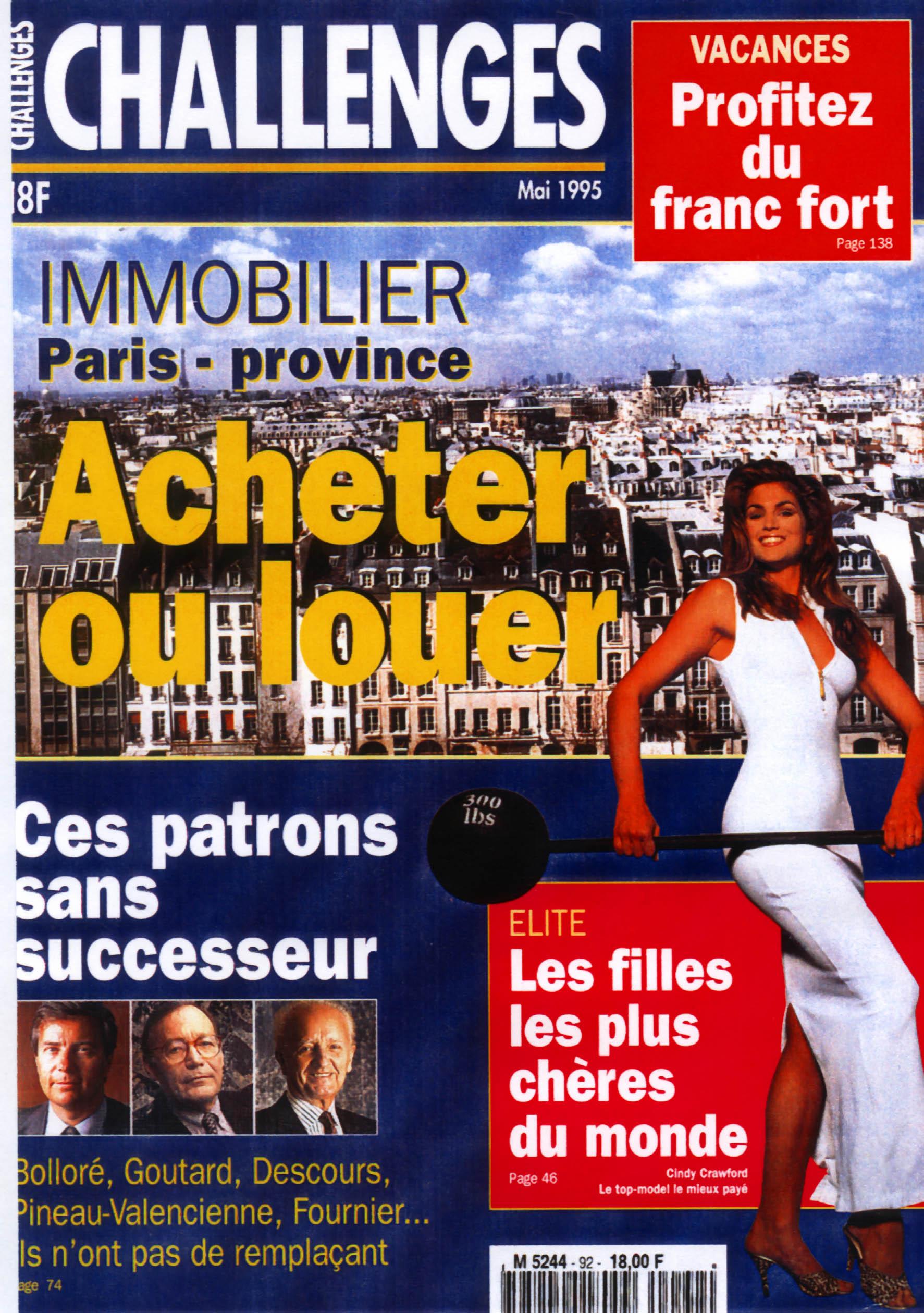 1995 Challenges-Mai95-Couve.jpg