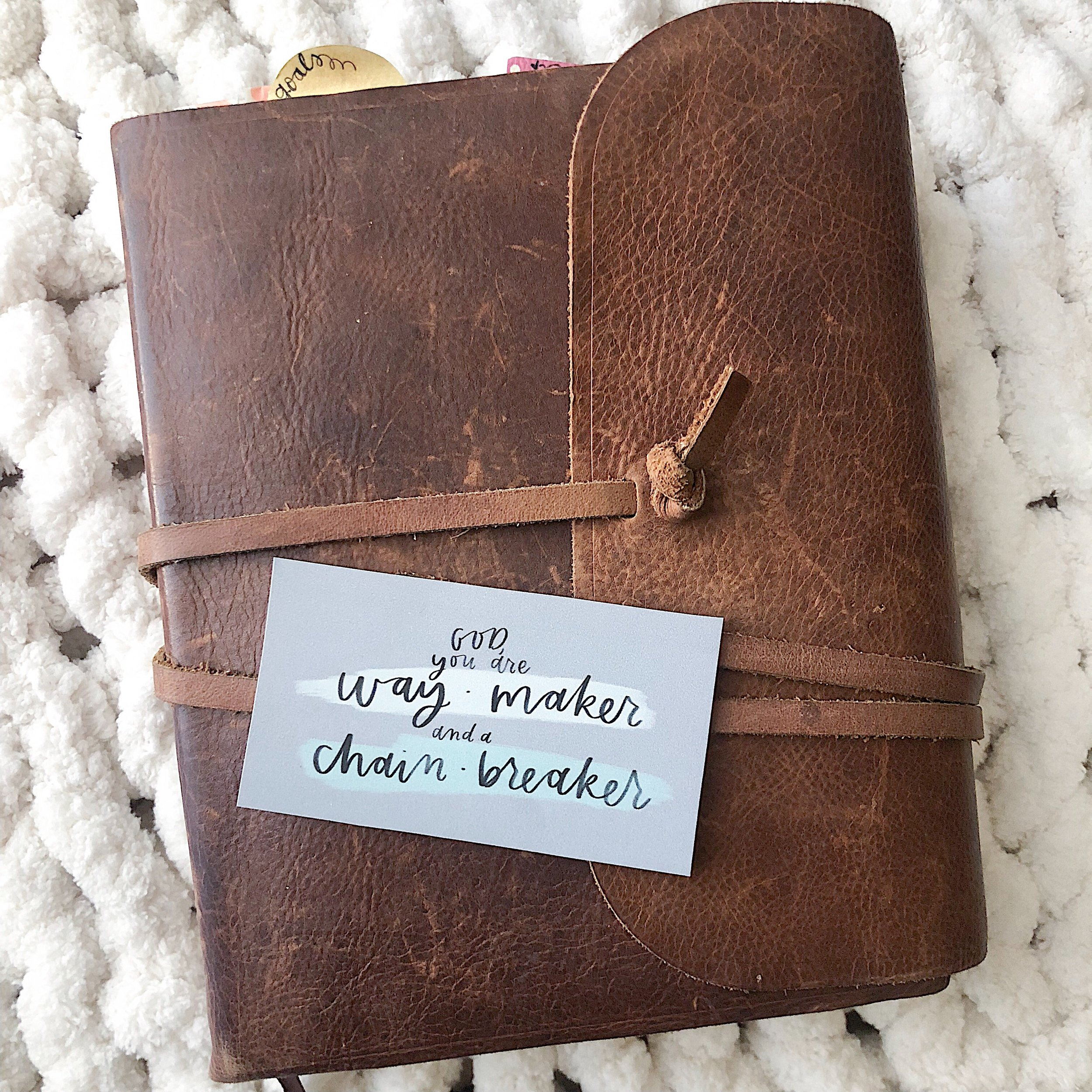 ESV LEATHER JOURNALING BIBLE - This is the most beautiful Bible. Unfortunately the single column is no longer being printed, but here is a double column.