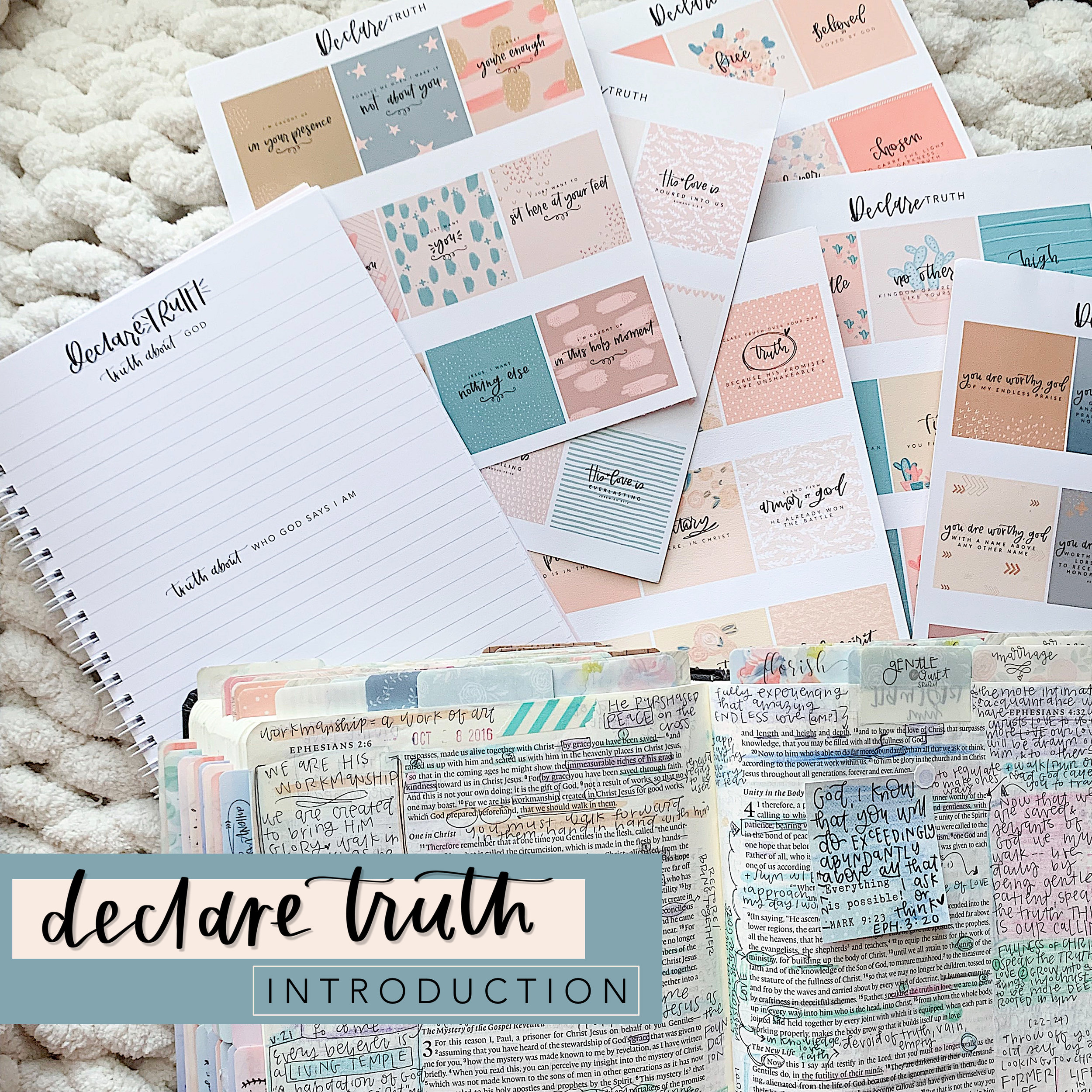 declare truth introduction