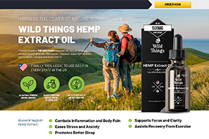 Wild Things Hemp Oil -