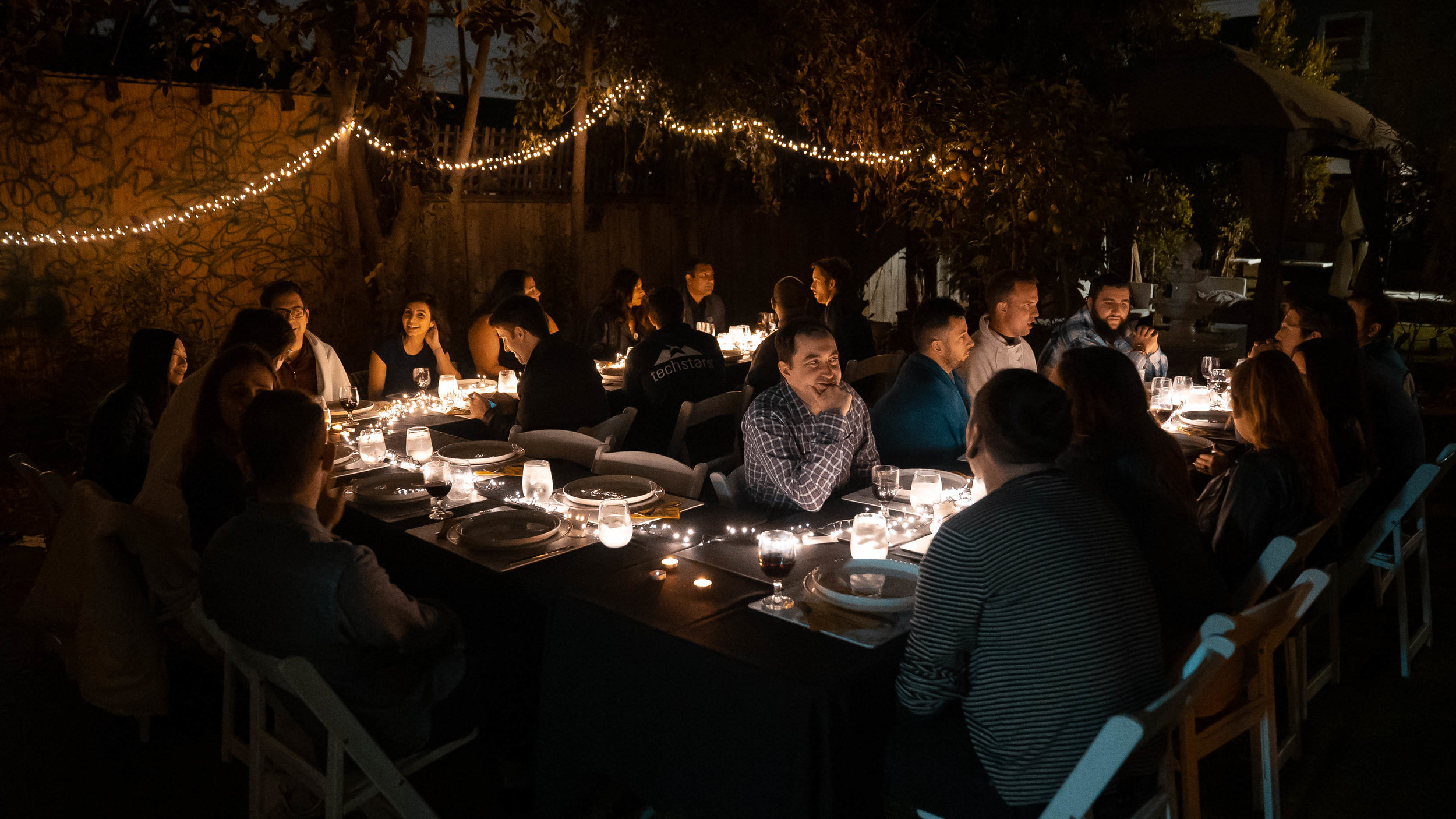 Monthly Social Dinners - Attend one of our social dinners and enjoy the full Hosted experience while meeting great new people. Come solo or invite your friends!