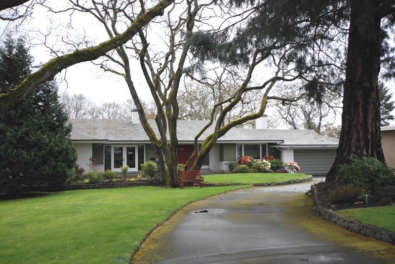 before: The original home -