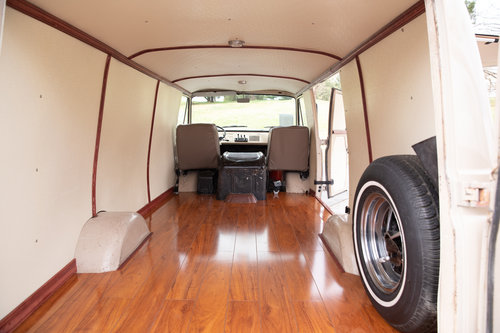 Rare Classic Cars, Econoline Laminate Flooring