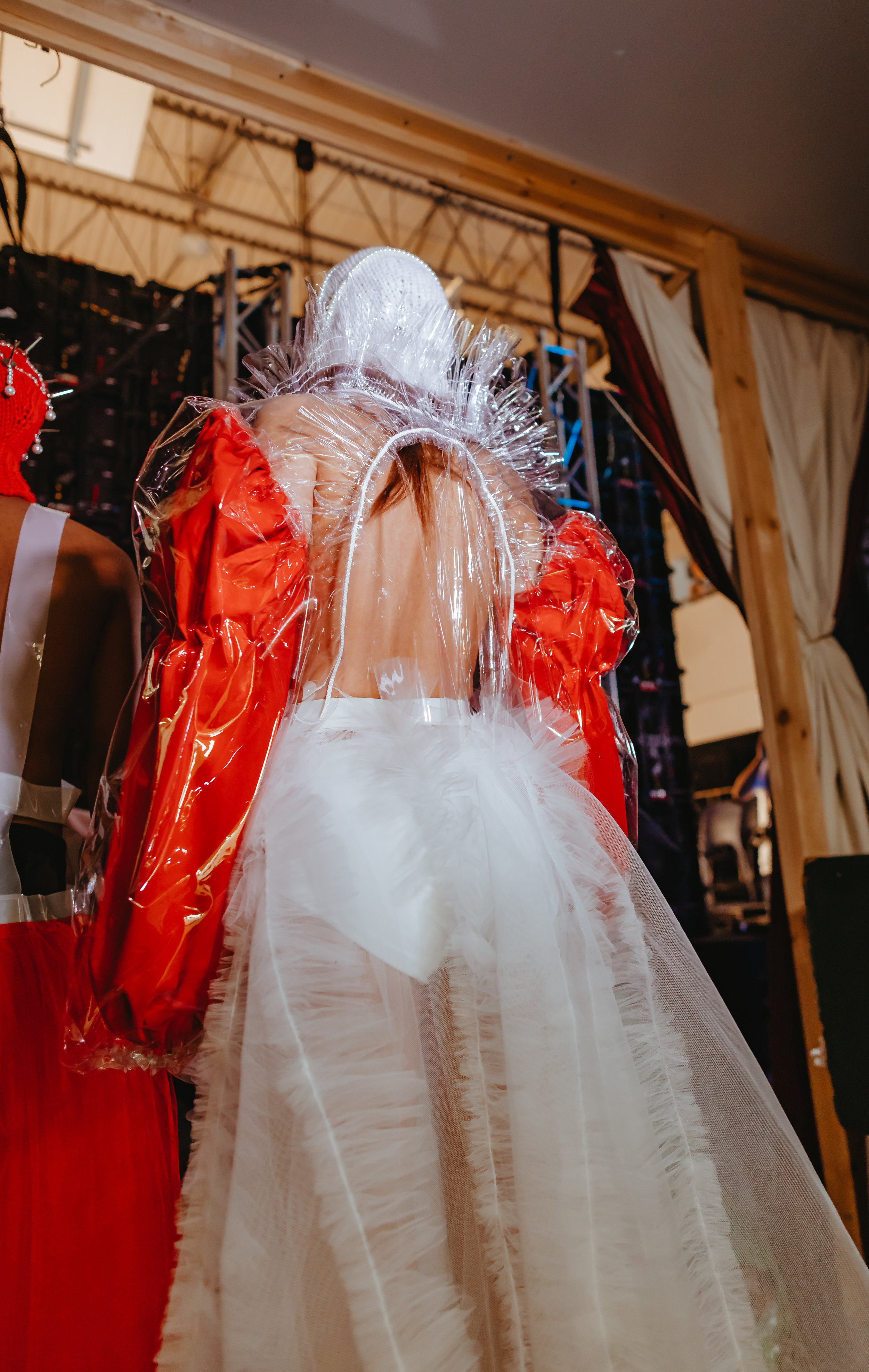 Through the Lens - At Vancouver Fashion Week 2019