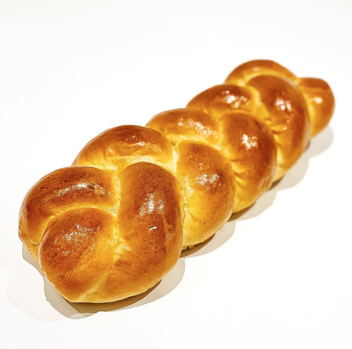Challah  Japanese Flour, Egg, Sunflower Oil
