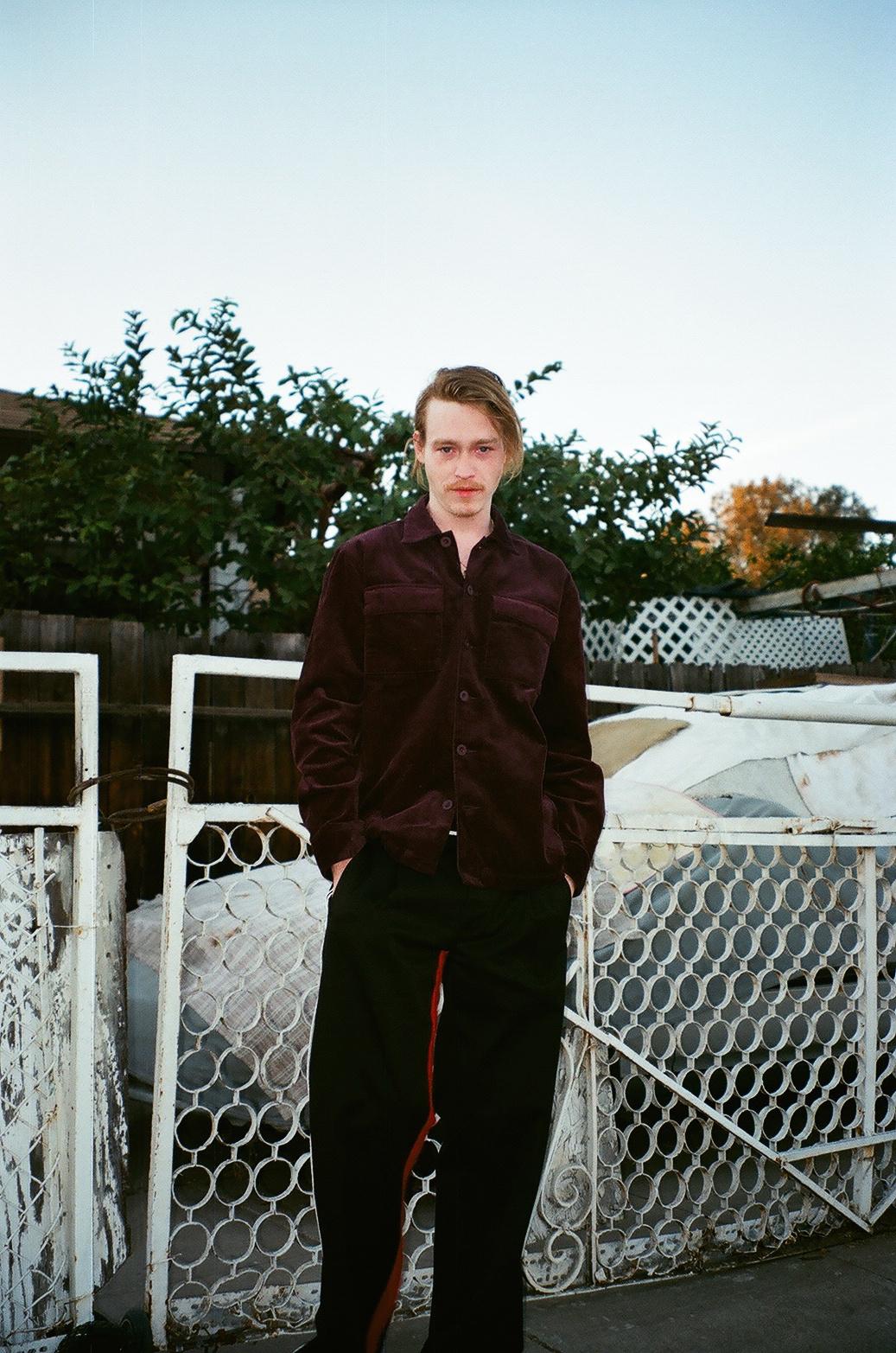 Caleb Landry Jones for Interview Magazine