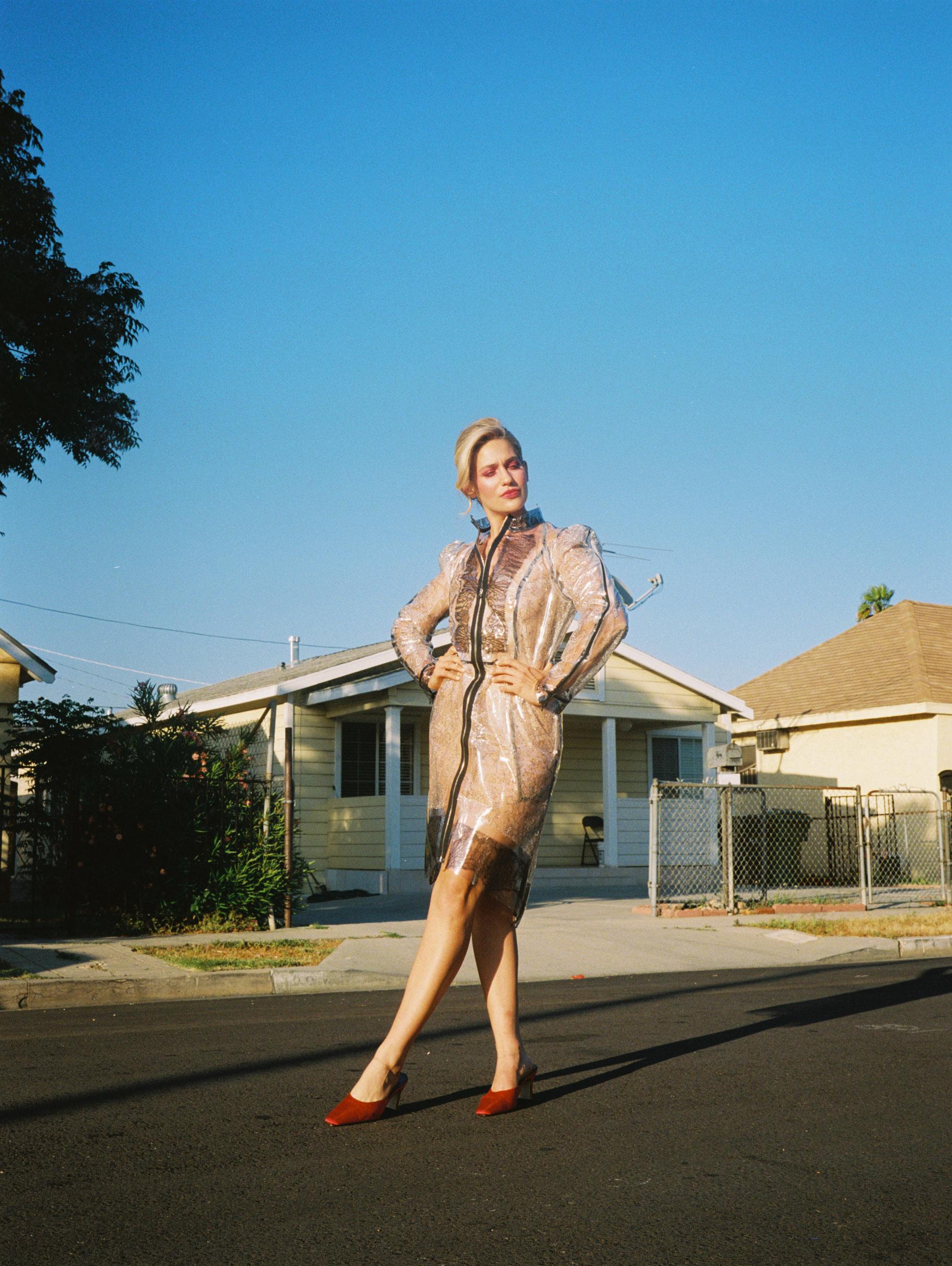 Lola Kirke for Paper Magazine