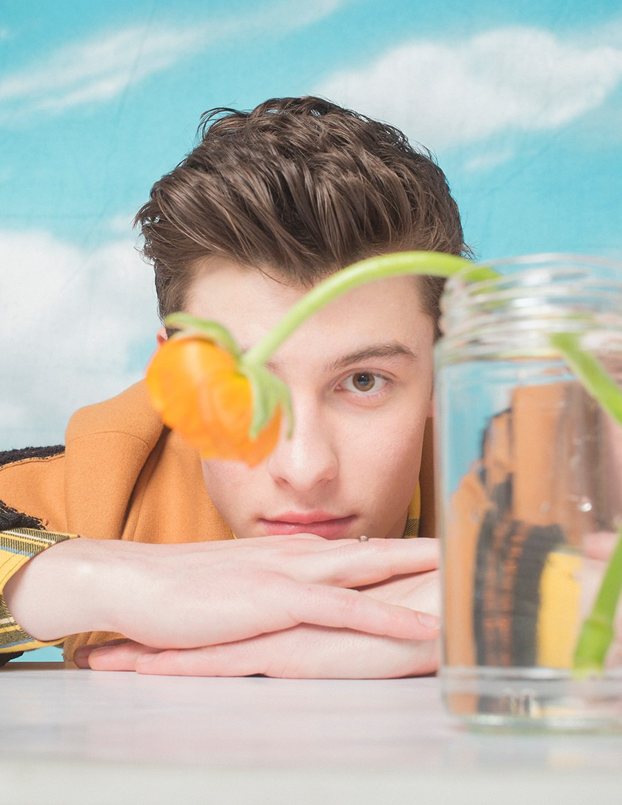 Shawn Mendes for Paper Magazine