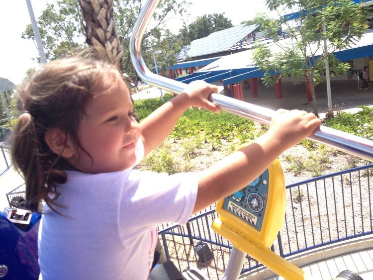 "Audrianna, age 3 - ""I wish to go to SeaWorld Orlando.""2015 - Wish granted"