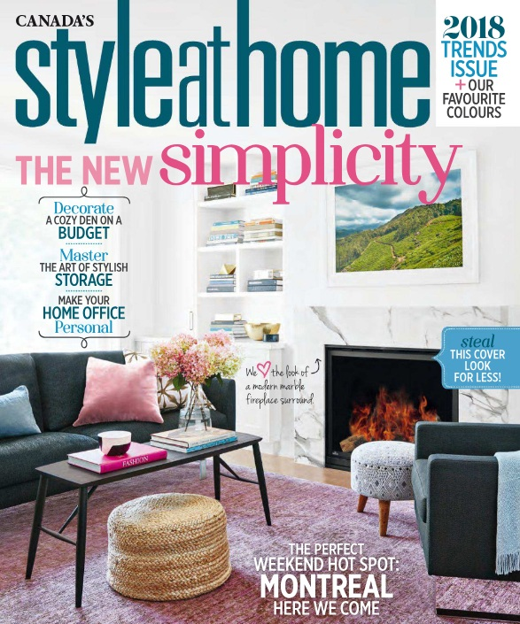 Style at Home - January 2018