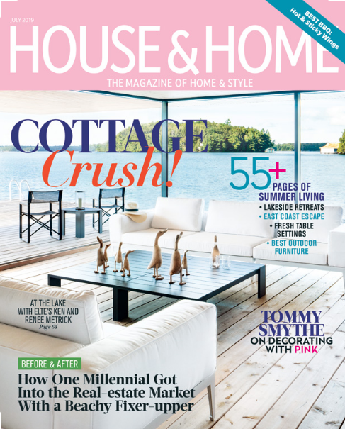 House and Home - July 2019