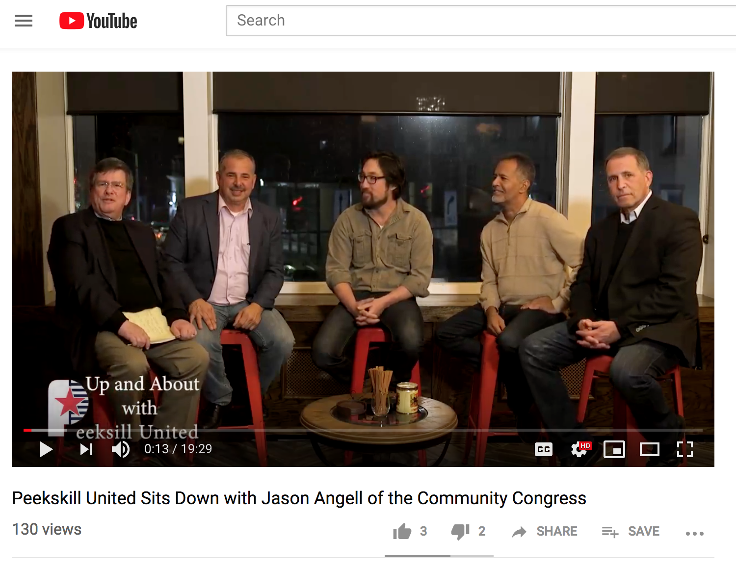 Jason Angell sits down to discuss the PkCC with Peekskill United.