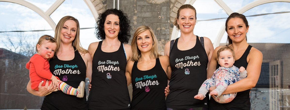 One Tough Mother at Queens Fitness Studio Toronto