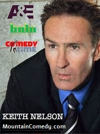 """KEITH NELSON - FRIDAY, MARCH 15, 20197:00 PM 8:30 PMAnd, at 8:30 PM little added birthday Cake for Alan Stein's birthday. Bring a gift if you want to give a special surprise. March 15th 2019 7 PM to 8:30PM PMC Condor Room 2524 Beechwood Pine Mountain Club Ca. 93222Headliner Keith NelsonEvening at the Improv—ComedianEntertainment Tonight—GuestComedy Time—Comedian-HuLuVytorin—Surfer/turfPortland Comedy Competition—Winner 2005Keith Ross Nelson has been doing comedy for over 25 years. He is the director, co-writer, and star of the TV series Electives. He has performed in all fifty states, as well as all over the world. He was in the independent movies: Mobsters and Mormons, and The R.M. He has been seen on Comedy Time, HuLu, Evening at the Improv, and Entertainment Tonight. He was included in the 2011 edition of Who's Who, won the Portland Comedy Competition in 2005, and has been featured in the LA Times and the Daily News. He held the Masters High Jump record in his age group for seven years, and won three National championships in high-jumping—two outdoors and one indoors. He was ranked number 1 in the world for outdoor high-jumping in 2000, and number one for indoor high-jumping in 2006. He also finished second in the World Championships in 1998. He has a Black Belt in Kung Fu, as well.MOUNTAIN COMEDY PRESENTS KEITH NELSON at PMC Club House in the Condor Room"""" OPEN MIC COMEDY"""