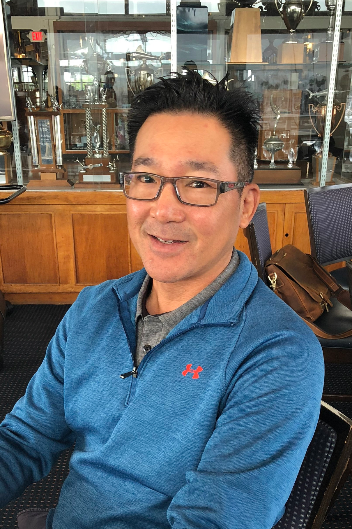 Brian Fong, MD - Medical School: New York Medical CollegeResidency: Cook CountyYear Joined: 1999Career Highlights: Department ChairSpecial Interests: Golf, International Volunteering, Basketball, Photography, Autocross