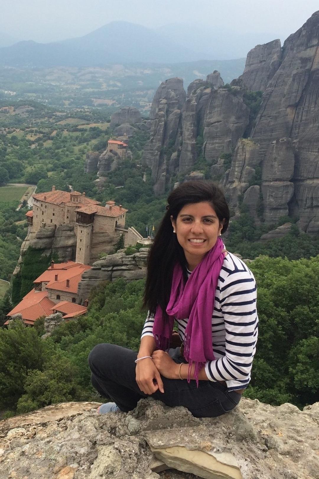 Olga Garcia, FNP - Training Institution: Vanderbilt University School of NursingYear Joined: 2018Special Interests: Travel, Baking, Volunteering