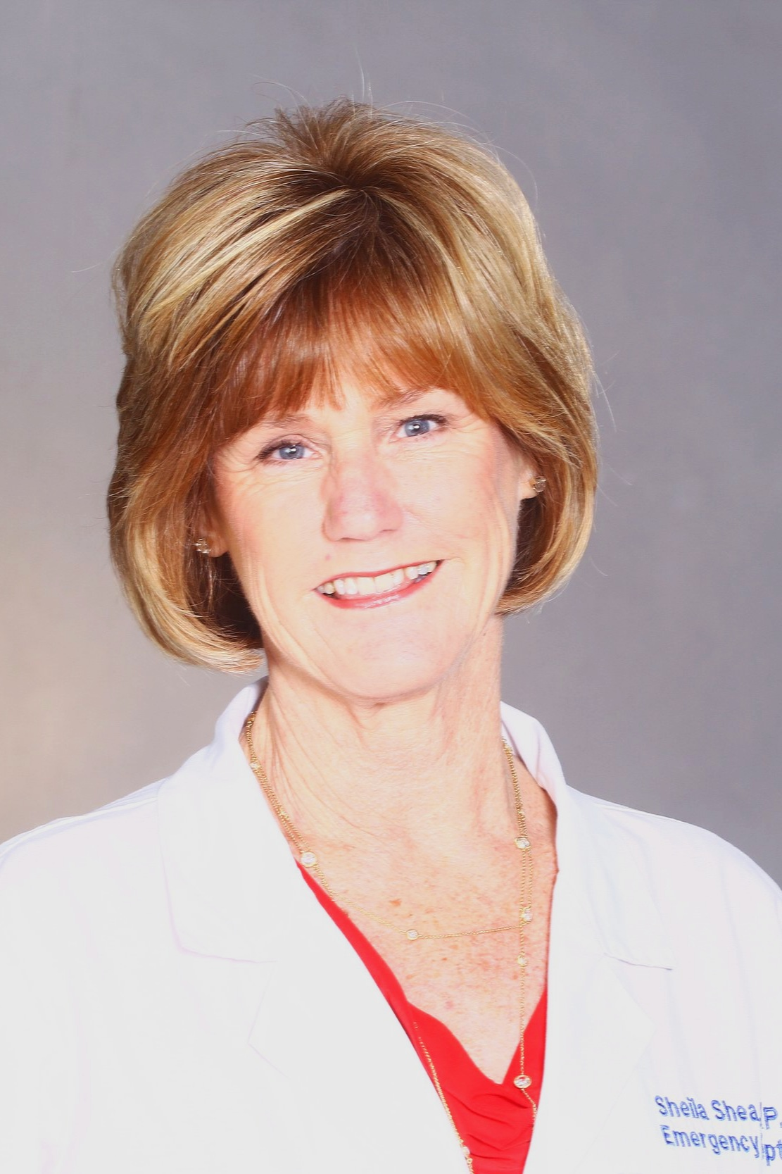 "Sheila Shea, FNP - Career Highlights: Lead NP for LBEMG and NP/PA Fellowship Director Founding member of the American Association of Emergency Nurse Practitioners (AAENP)Co-author of book series ""Emergency NP/PA Pocket Reference Guide: A Useful Approach to Emergent and Urgent Care"""