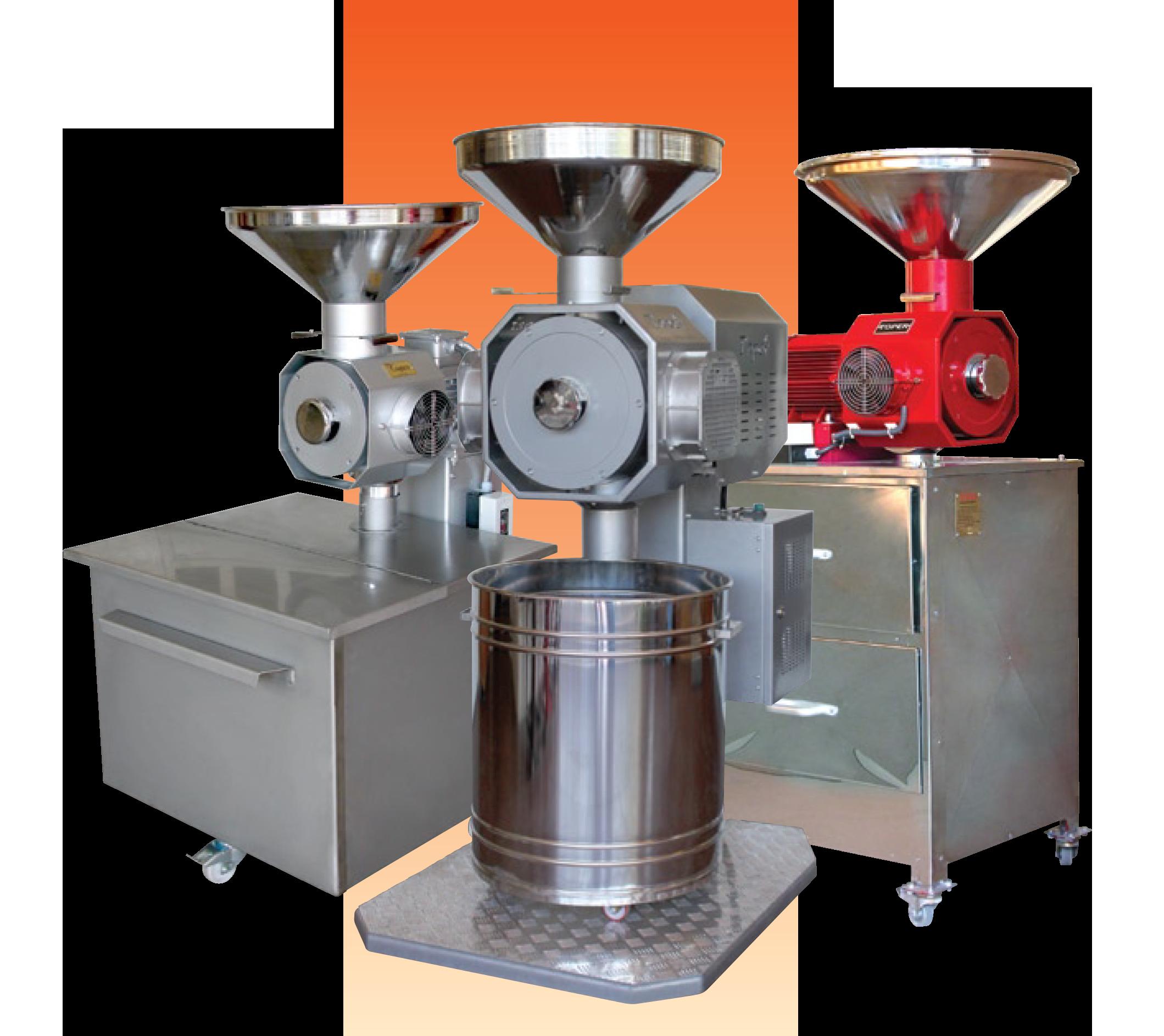 Industrial Grinders - PDF