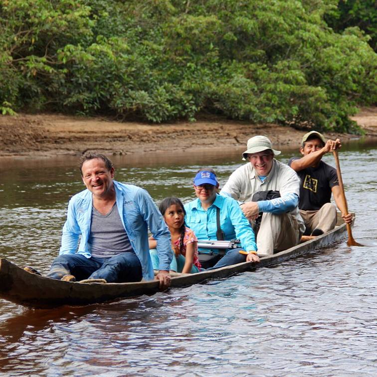 Eposak is an organization dedicated to supporting and promoting tourism in remote places in Venezuela. (Photo Credits: Eposak)