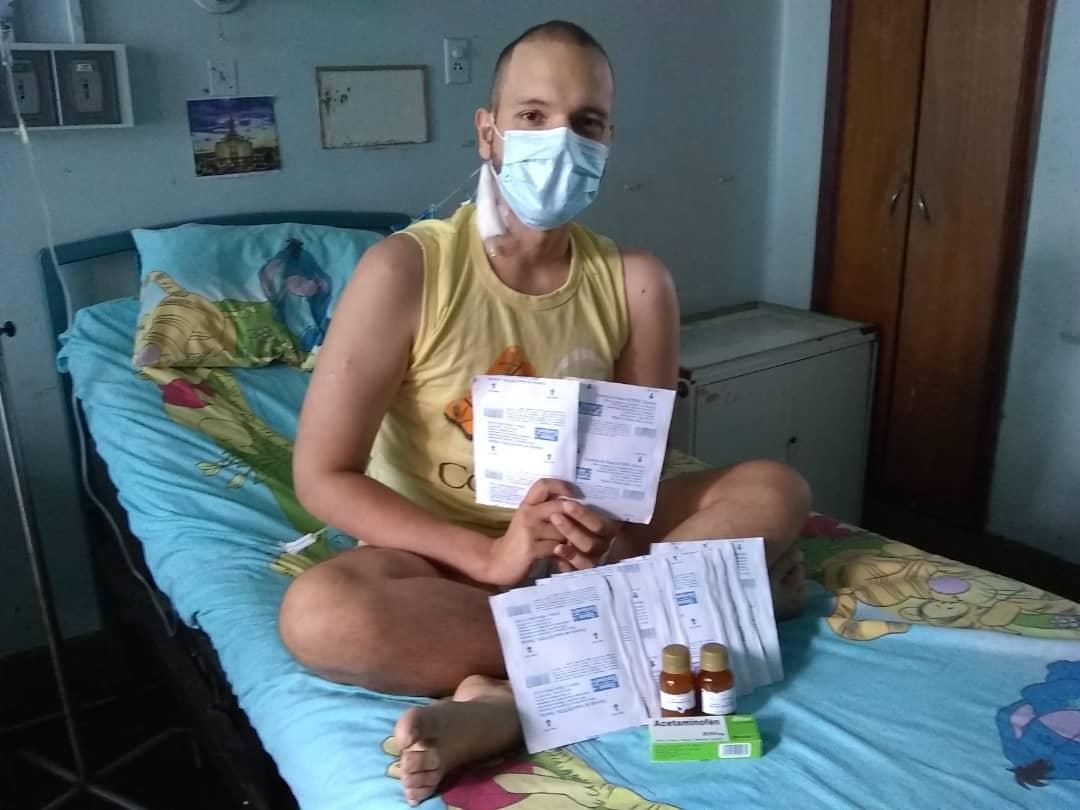 Brandon Proyoto fue diagnosticado con leucemia a los 19 años de edad, lo que puso sus planes para convertirse en piloto en espera. (Sumitido)