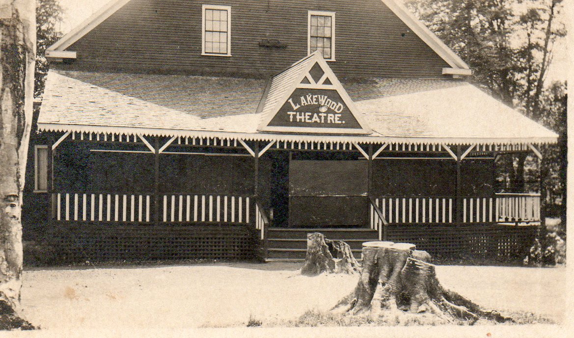 Lakewood Theater ca. 1900's