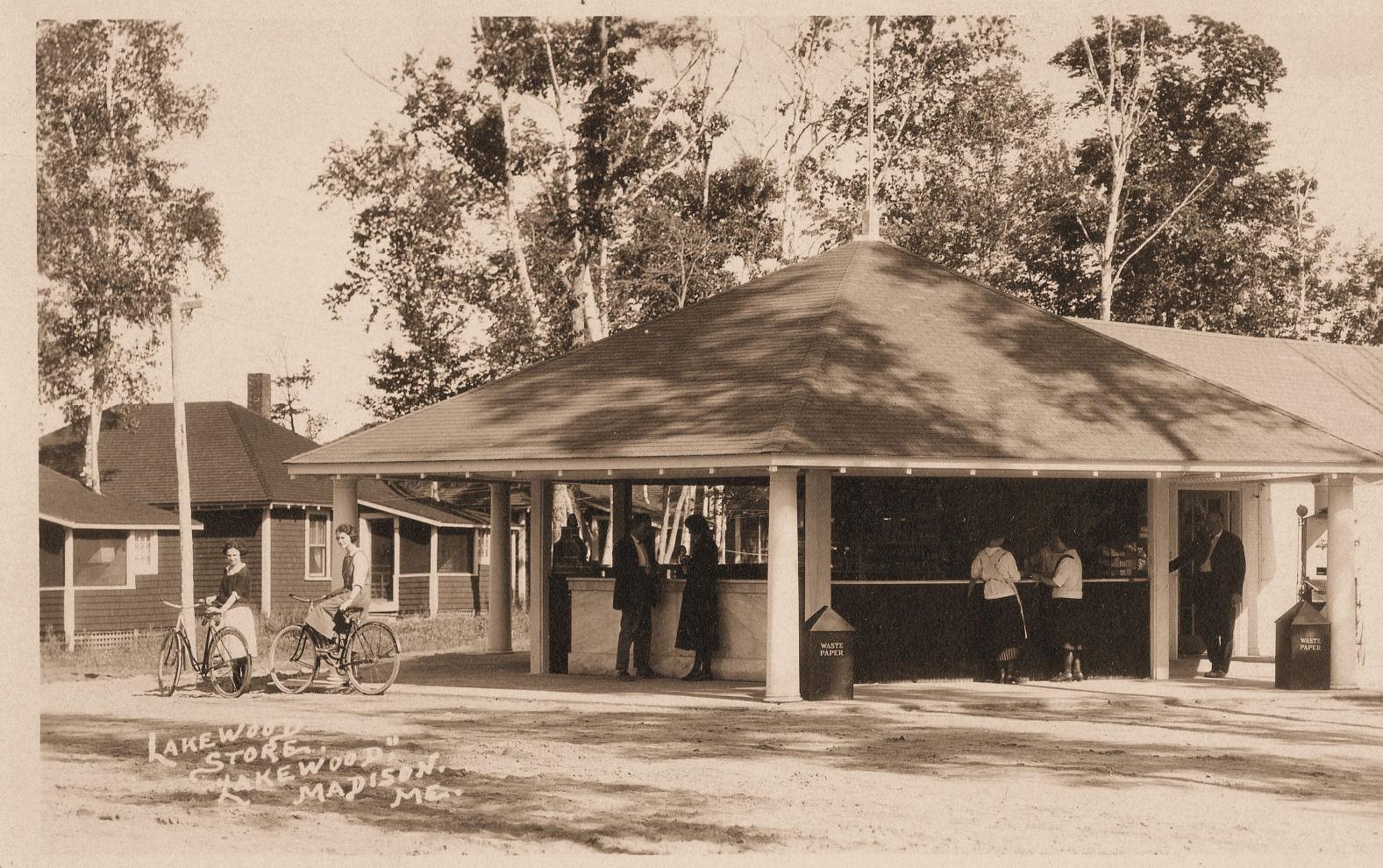 Lakewood Shanty ca. 1900