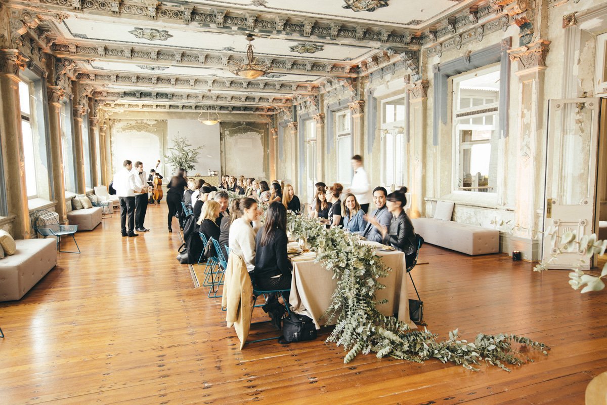 Launch Event - The George Ballroom Melbourne