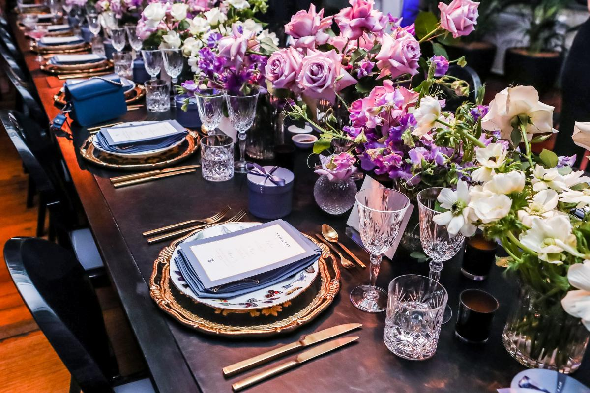 Table Setting - Weddings at The George Ballroom - Melbourne